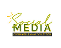 Social Media Posts: Clean Meals Miami