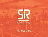 Sets & Reps App