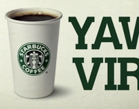 Starbucks - Yawn Virus
