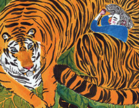 Dream about Richard Parker