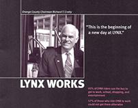 LYNX WORKS Print Ad