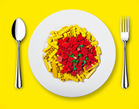 LEGO Pure Brainfood