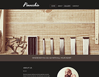 Pinocchio template
