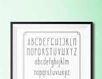 DECO Sans Typeface