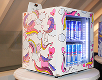 Red Bull Canvas Cooler Singapore