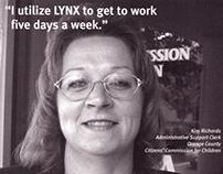 LYNX WORKS Postcard
