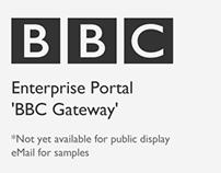 Enterprise Portal 'BBC Gateway'