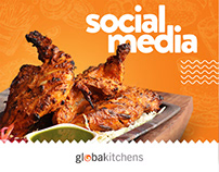 Social Media - Global kitchen