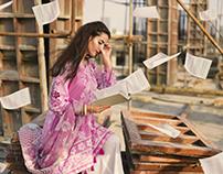 Saleha Samad - Lawn Shoot