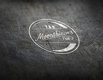 Visual Design of Moonshiner's Pub