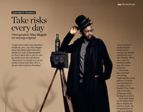 GQ Magazine Special Projects