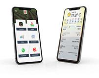 AG Link - Mobile internal app