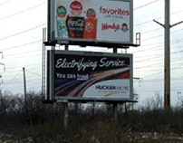 Electrician Billboards