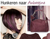 Moodboards Facebook for Hip&Chic.nl