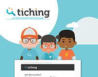 Tiching | UI/UX
