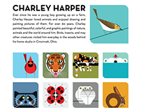 Charley Harper Icons