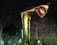 acrylic digital art