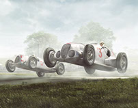 Silver Arrows - Do The Donington Hop