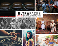 UltraPacks Campaign Identity