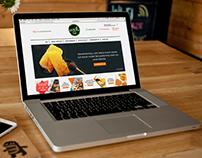 Gurme 7/24.com Web Site Tasarımı