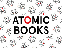 Atomic Books Rebranding