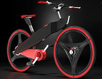 Fim&LAm Concept bike