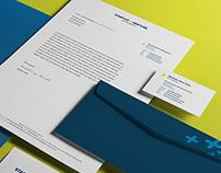 Startup+Venture Management - Web & Corporate Design