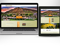 Scottsdale Chamber of Commerce Website design