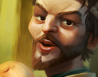 Renly Baratheon - A Song of Ice and Fire