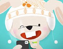 Pictoplasma Character Selfie Project