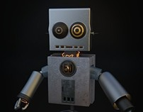 The friend robot
