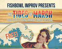 "Fishbowl Improv's ""Tides of March"" Improv Festival"