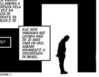"""Jornalismo em Quadrinhos """"Pátria Armada Brasil"""""""