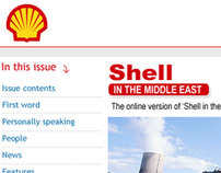 Shell in the Middle East