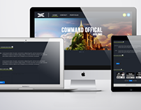 Dare Cmd Web Design