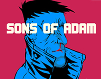 SONS OF ADAM   one drop of blood