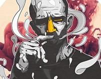 SMOKER - Jason Statham