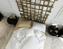 Villa Thao Dien-bedroom
