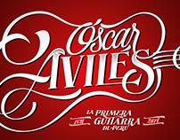 """Óscar Avilés """"La Primera Guitarra del Perú"""""""