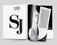 Diseño Editorial para revista de novias