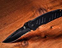 Gerber Knife Retouch