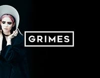 Web Design: Grimes (2017)