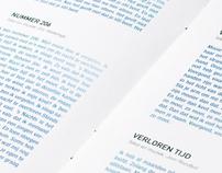 Design album Ambacht