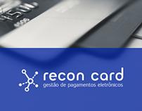 RECON CARD Identidade Corporativa / Branding