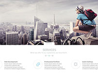 Sugar Bootstrap WordPress Theme