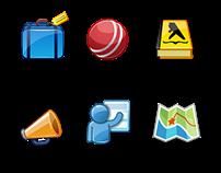 Yahoo! Icon Design