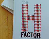 """The H Factor"" Book Cover"