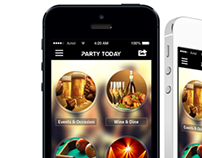Party Today (Mobile App)
