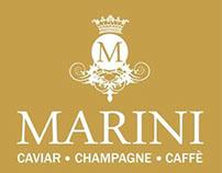 M Marini Caffè - Caviar . Champagne . Caffè