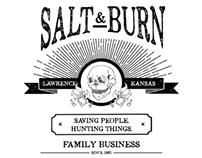 Salt & Burn - The CW's Supernatural Design Challenge